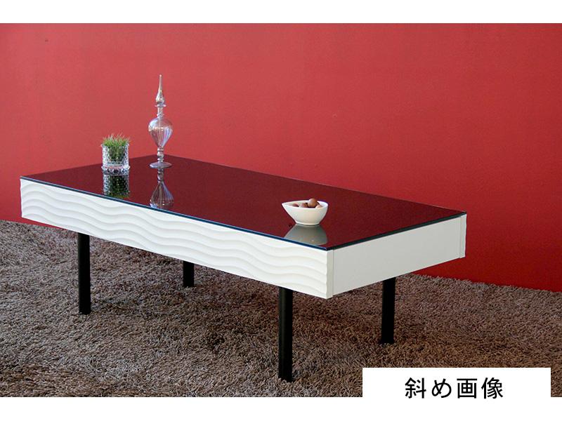 センターテーブル斜め画像