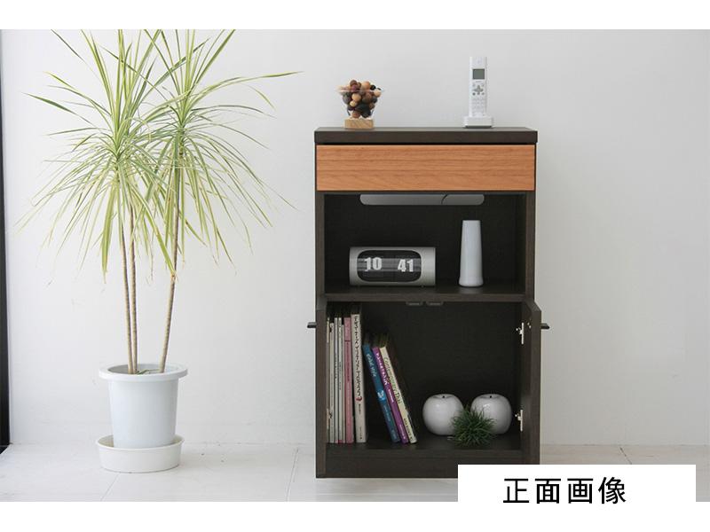 ファックス台正面画像