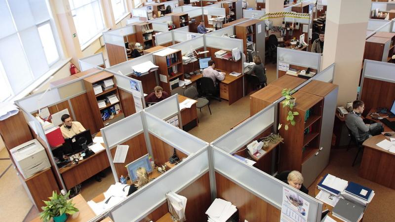 大規模オフィス