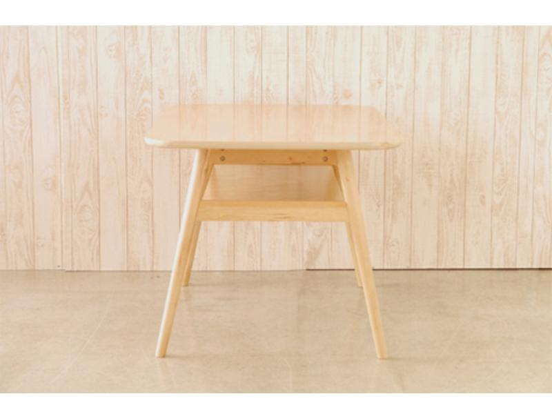 テーブル側面